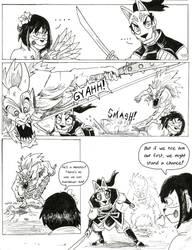 Oni x Fox- Chapter 3- P. 13