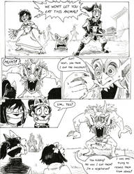 Oni x Fox- Chapter 3- P. 16