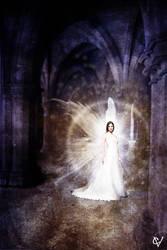 Fae Sorceress by crimsonvermillion