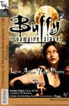 Buffy Comic Style Flier