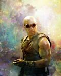 Richard B. Riddick Portrait