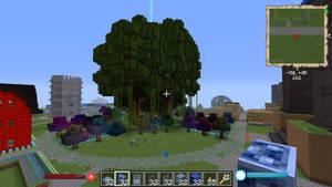 MinecraftGrove1 by crimsonvermillion