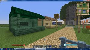 MinecraftMarket2 by crimsonvermillion