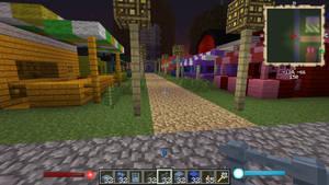 MinecraftMarket3 by crimsonvermillion