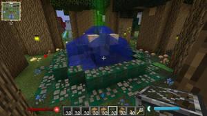 MineCraftGroveInside