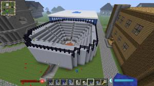 MinecraftOutdoorTheater
