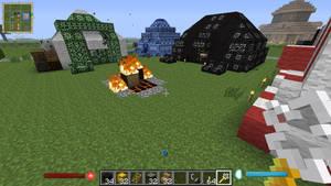 MineCraftKnightsTents2