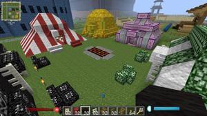 MineCraftKnightsTents3