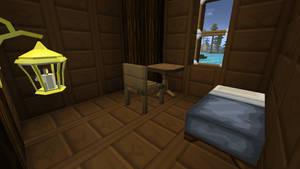 Inn Single Bed Room