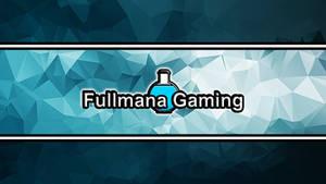 Fullmana Gaming Youtube Channel Art