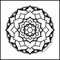 Mandala 9 by crimsonvermillion