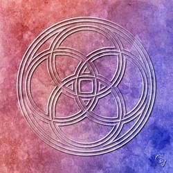 Mandala 67 Color by crimsonvermillion