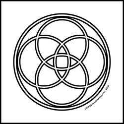 Mandala 67 by crimsonvermillion