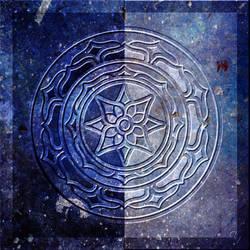 Mandala 69 Two Sides by crimsonvermillion