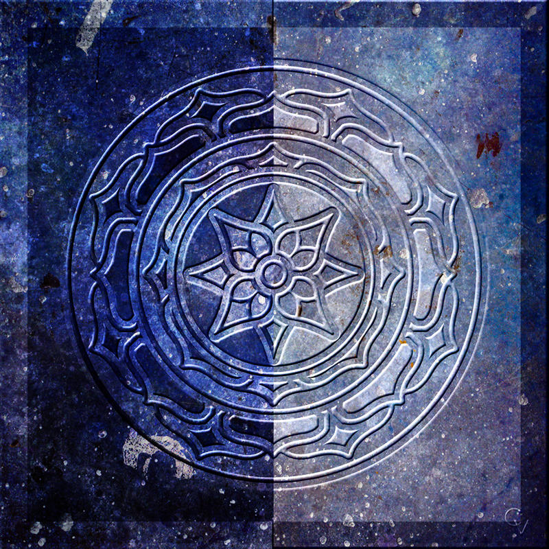 Mandala 69 Two Sides
