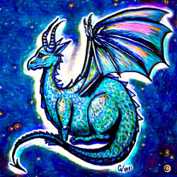 Drawing With Ryky Tutoria Dragon By CV 2021