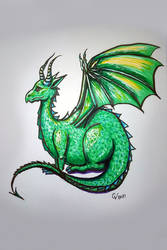 Drawing With Ryky Tutorial Dragon By CV 2021 V1