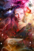 Bloodlock AKA Elizabeth Sindle by crimsonvermillion