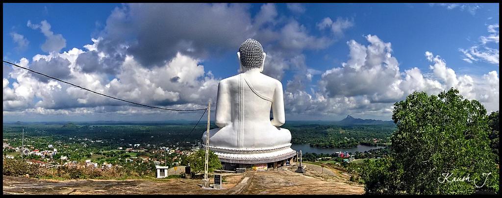 Samadhi Buddha Statue Samadhi Buddha Statue Panorama