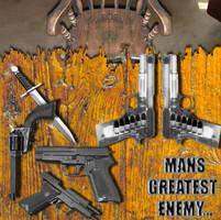 Guns by sambo-69