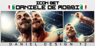De Rossi IconSet by danilson85