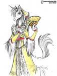 OC- Unicorn Lady
