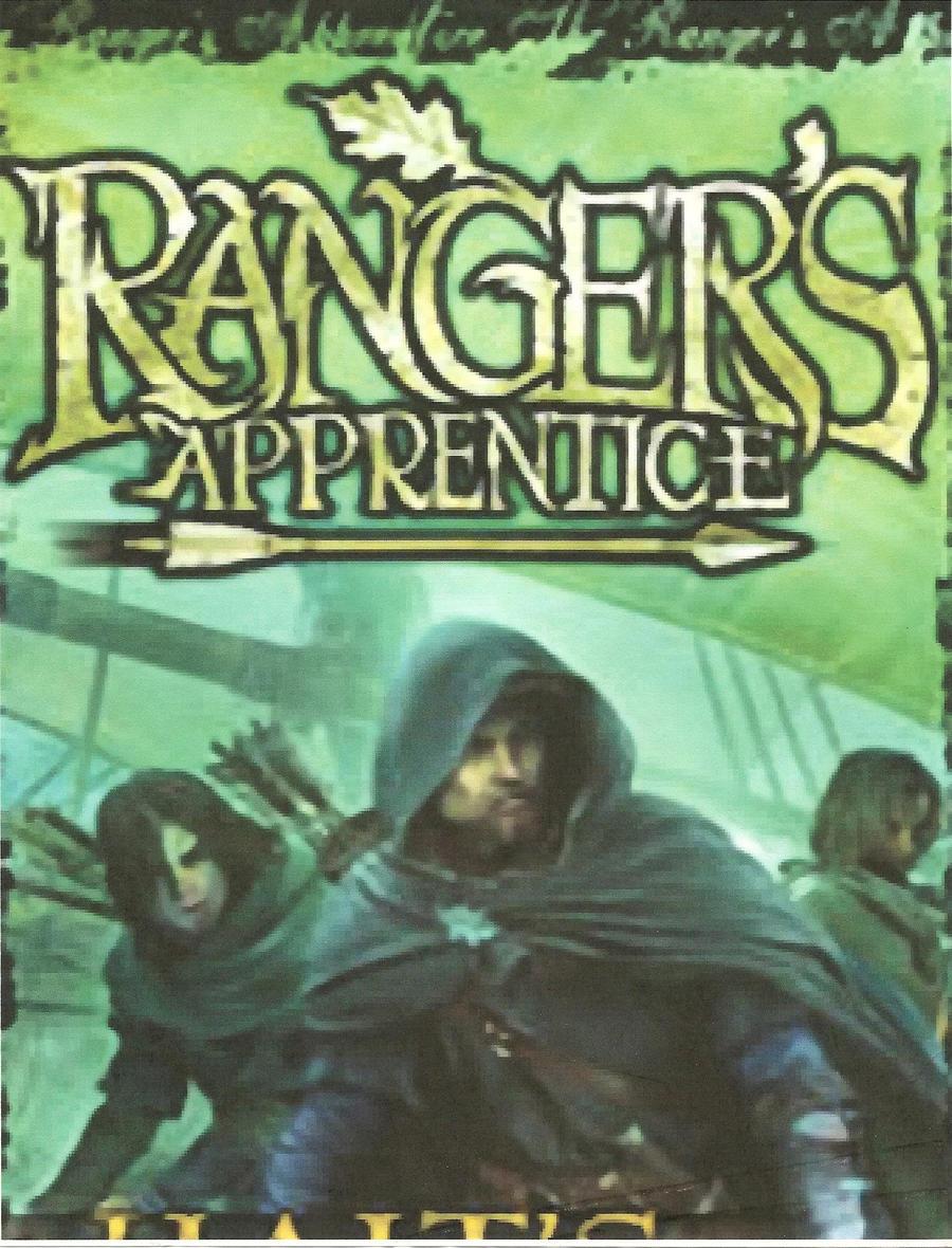 Ranger's Apprentice : Halt's Peril By Phoenixfirekid Ranger's Apprentice : Halt's  Peril By Phoenixfirekid