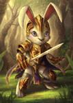 Realm Sworn Guard by HappySadCorner