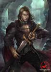 Fairytale Games: Prince Charming by HappySadCorner
