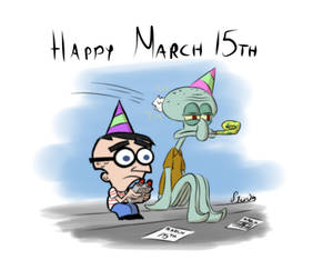 Happy March 15th