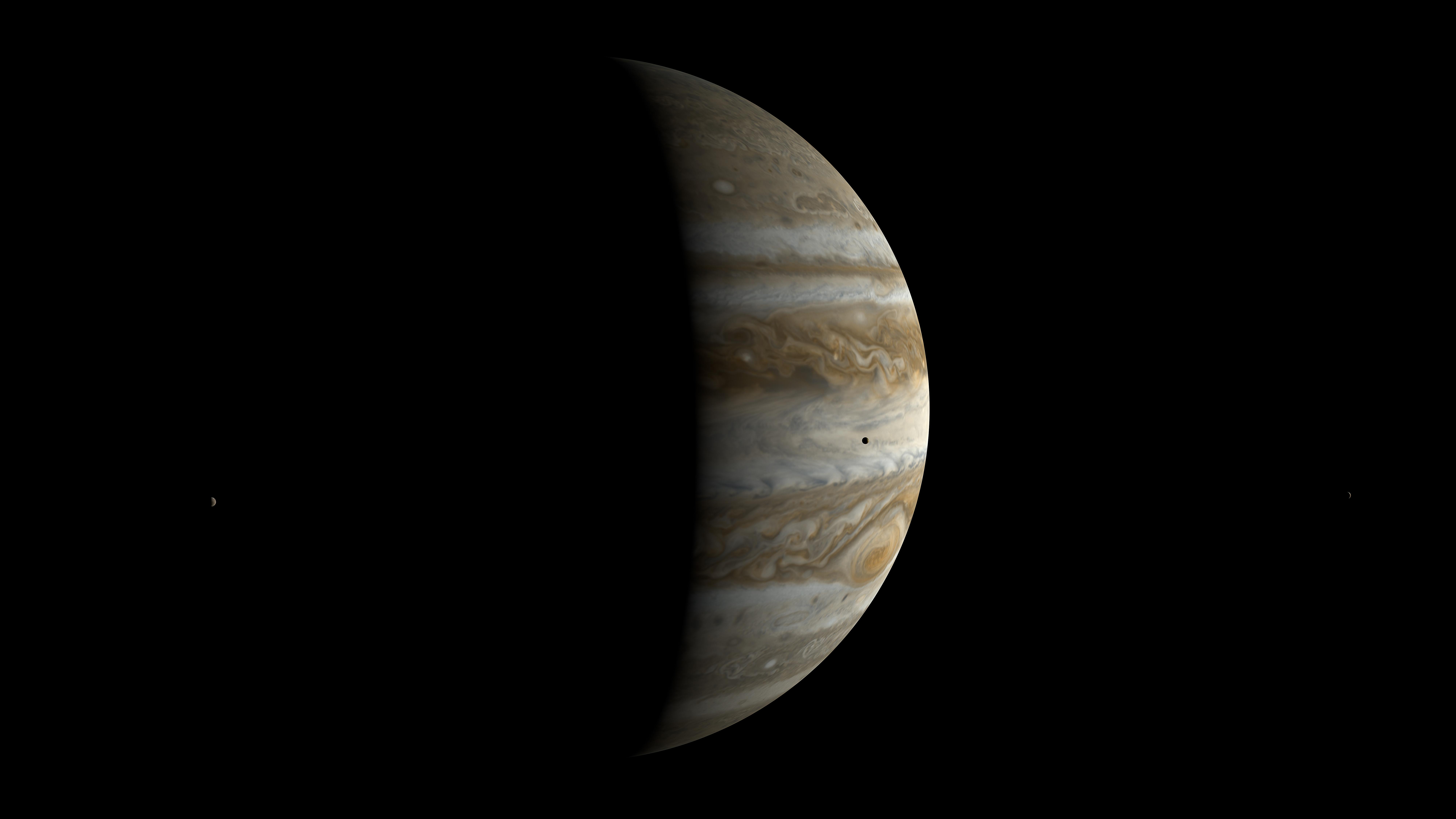 jupiter and its galilean moons - photo #27