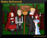 Halloween Costume Party by LappyMania