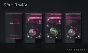 StarRadio Interface by 4honshex