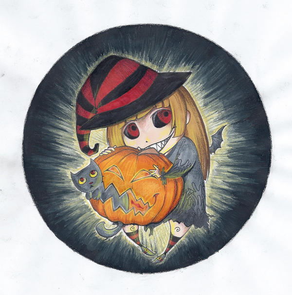 ---Happy Halloween--- by Neye