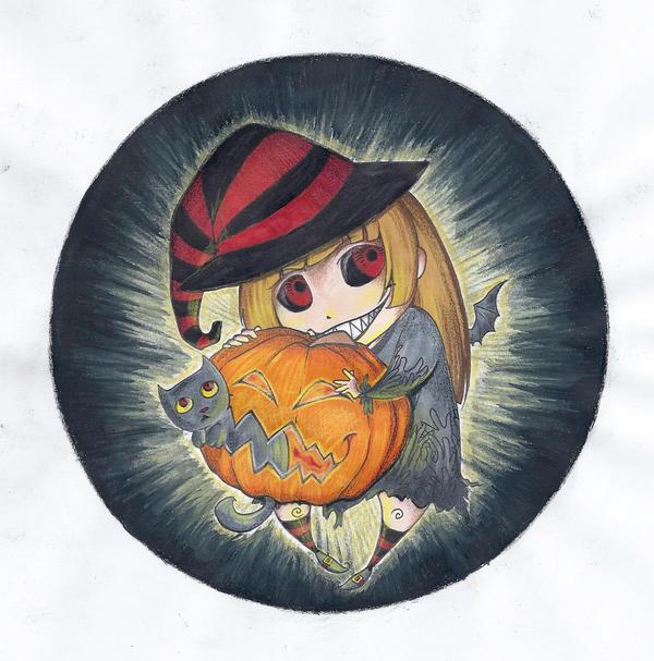 ---Happy Halloween--- by Neye