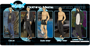 [A-gents] Clothing Meme 102