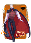 [NS] Happy Halloween from your local vampire