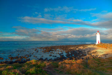Port Fairy Lighthouse by Wedge009