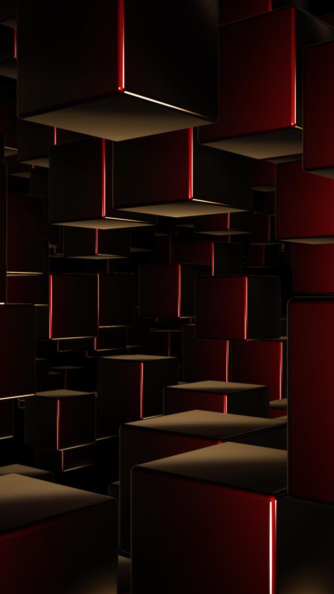 Element 3d full hd wallpaper smartphone by gabruele on for Immagini full hd per smartphone