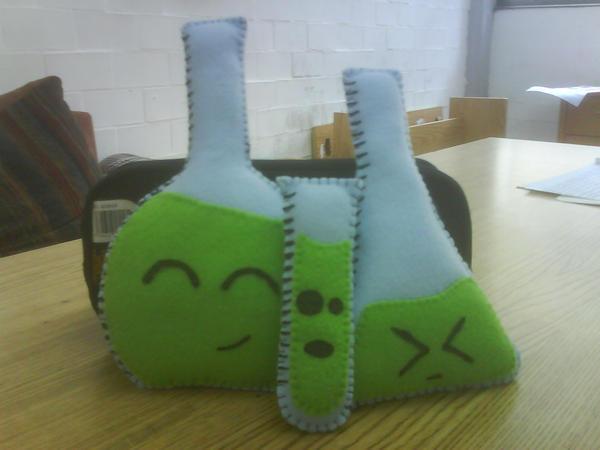 Chemistry friends by Lielico on DeviantArt