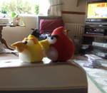 Angry bird models