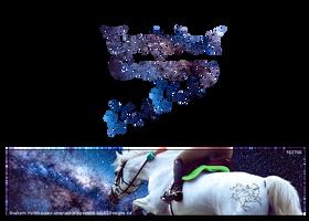 Galaxy Set by palomino9