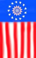 My take on the USA flag