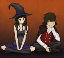 Hyouka Halloween