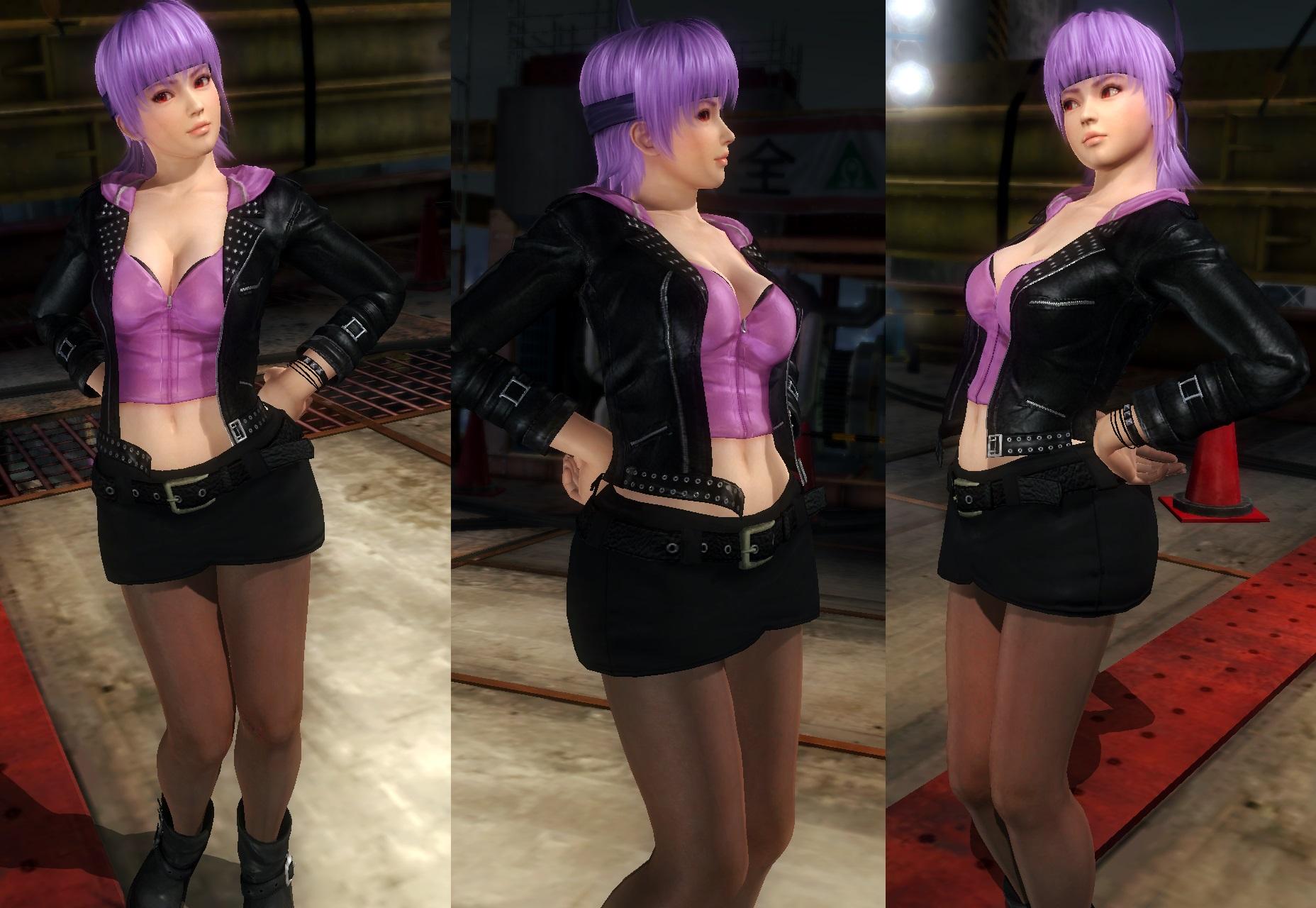 Ayane jacket skirt by funnybunny666