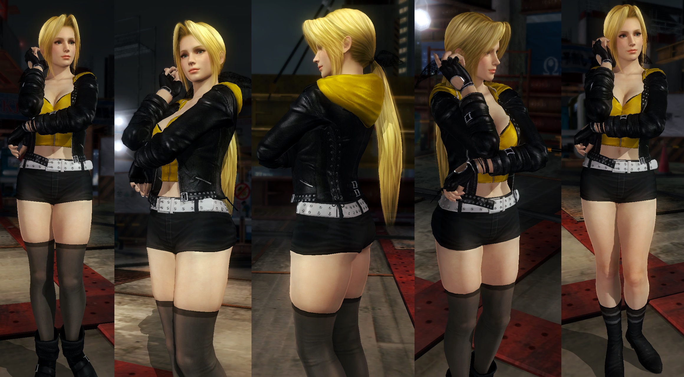Helena hotpants jacket by funnybunny666