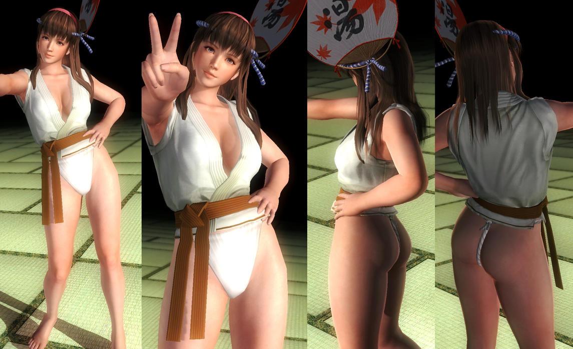 Hitomi fundoshi by funnybunny666