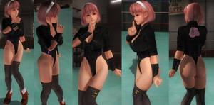 Honoka jacket corset