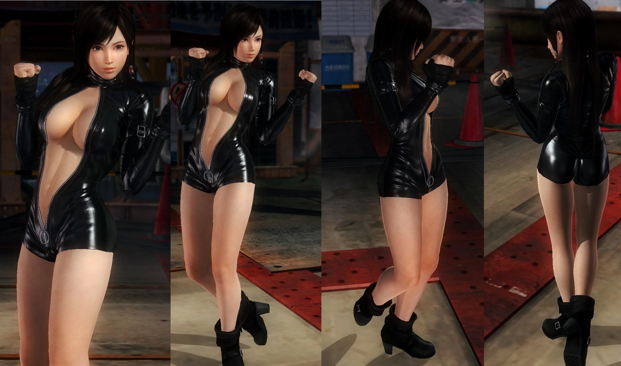 Kokoro black suit by funnybunny666