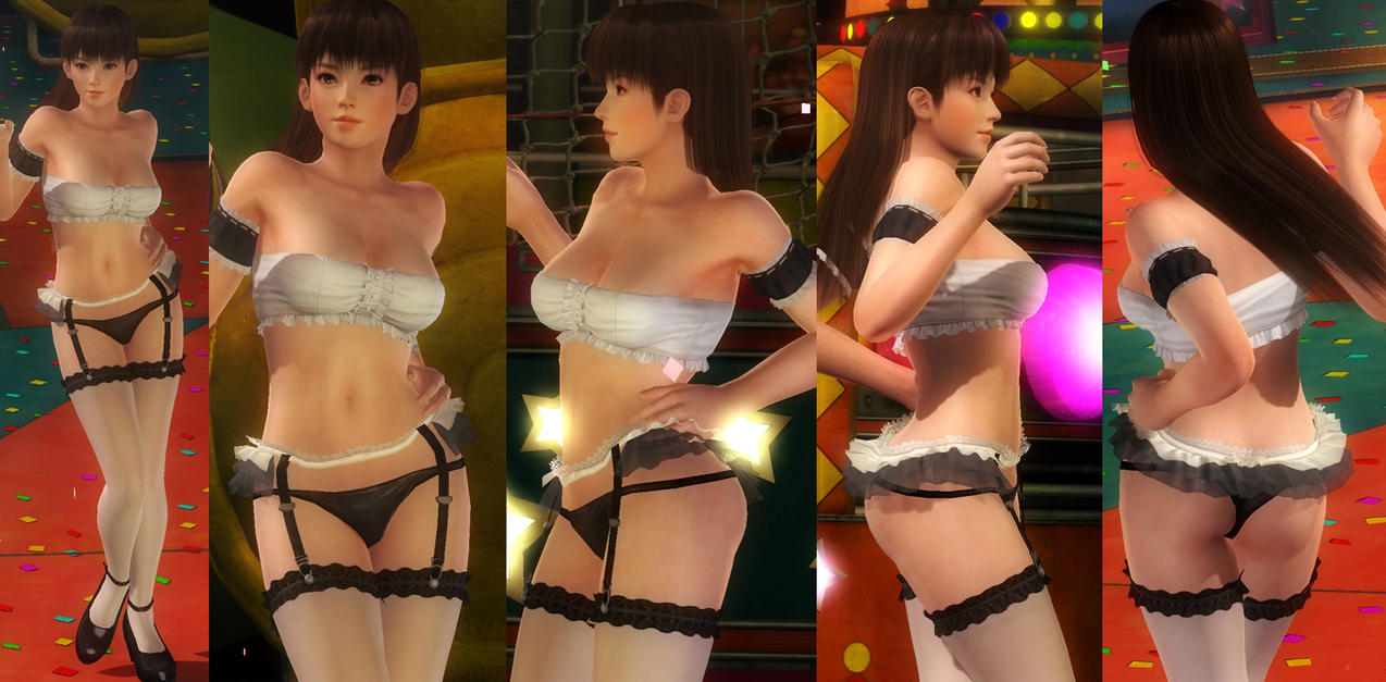 Leifang lace underwear by funnybunny666